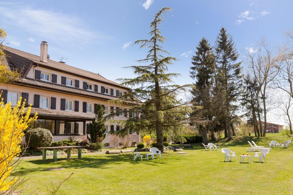 The Originals City, Hôtel Rey du Mont Sion, Saint-Julien-en-Genevois Sud (Inter-Hotel)