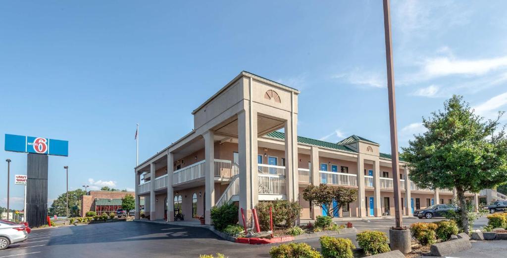 Motel 6-Kingsport, TN