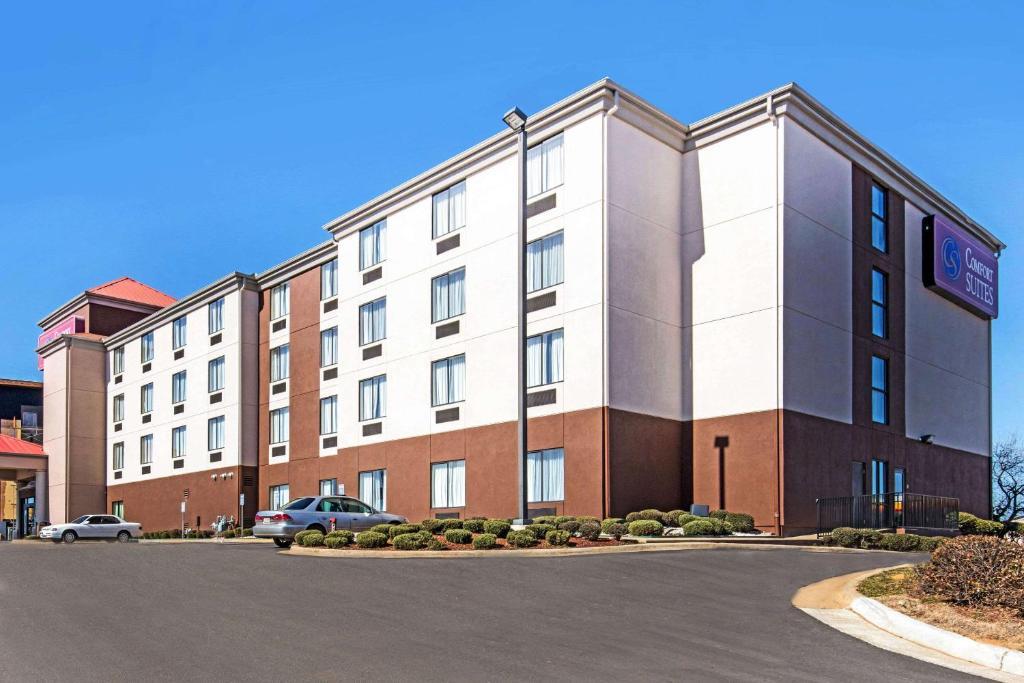 Comfort Suites Tuscaloosa near University
