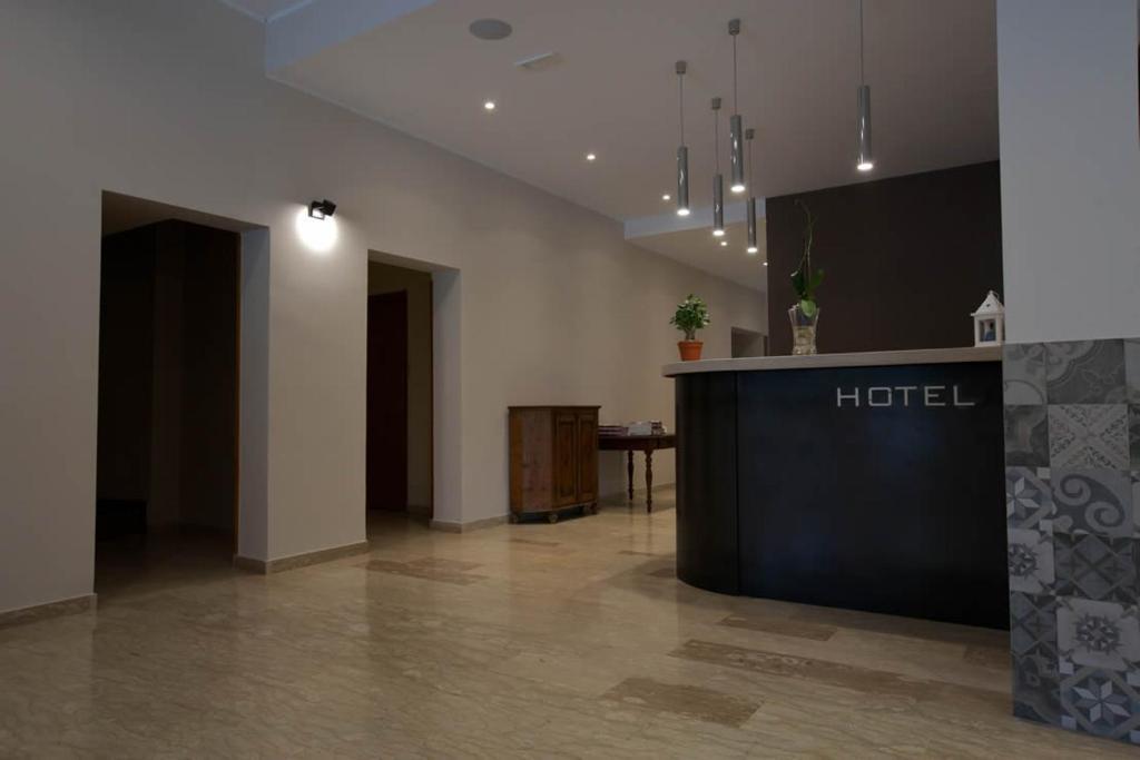 Hall o reception di Onorati Hotel