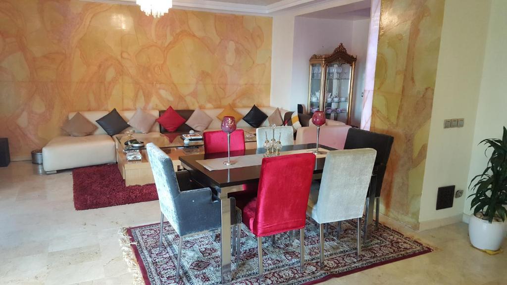 Chambre de Luxe au coeur de Casablanca