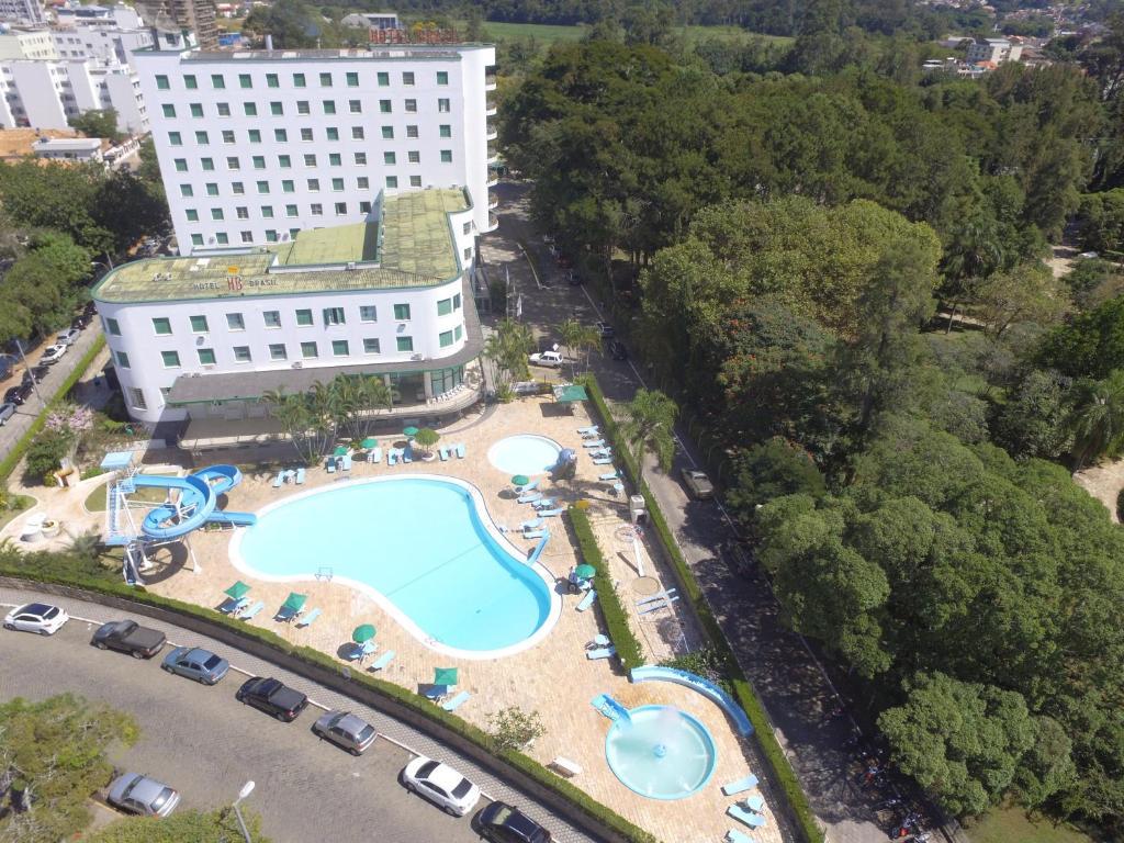 Hotel Brasil (Brasil São Lourenço) - Booking.com