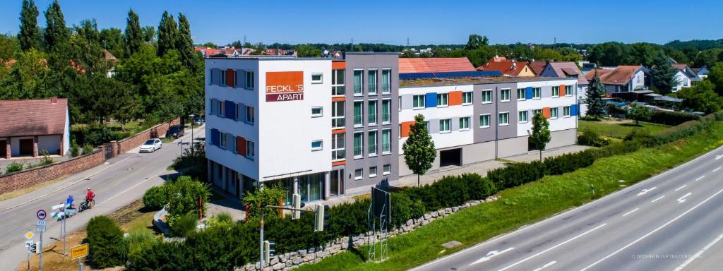 Feckl's Apart Hotel Boblingen, Germany