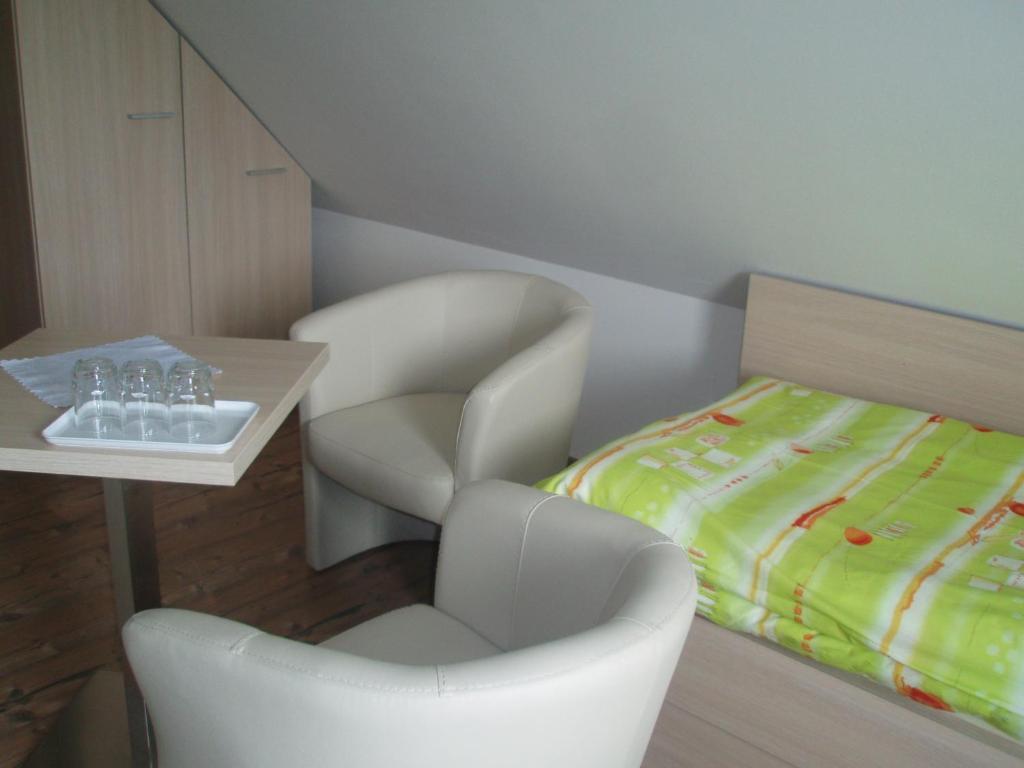 Posedenie v ubytovaní Aqua Spa Ganovce