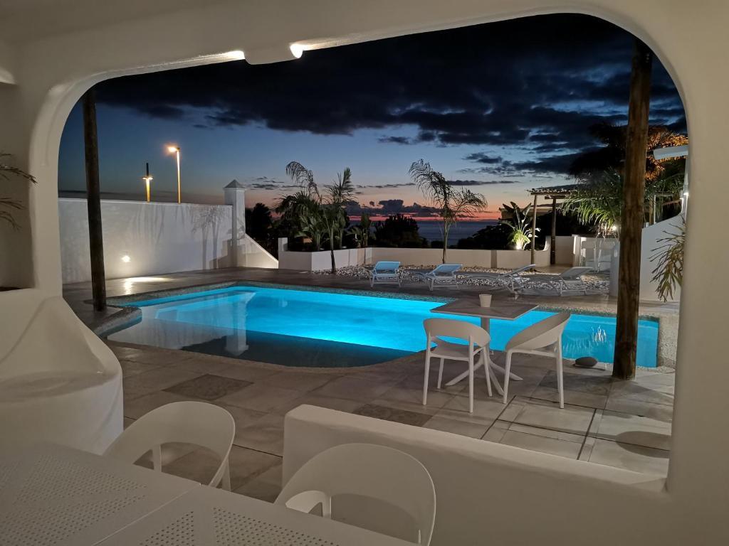 The swimming pool at or near VILLA8