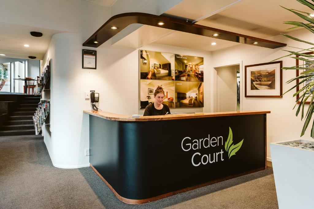 Garden Court Suites - Laterooms