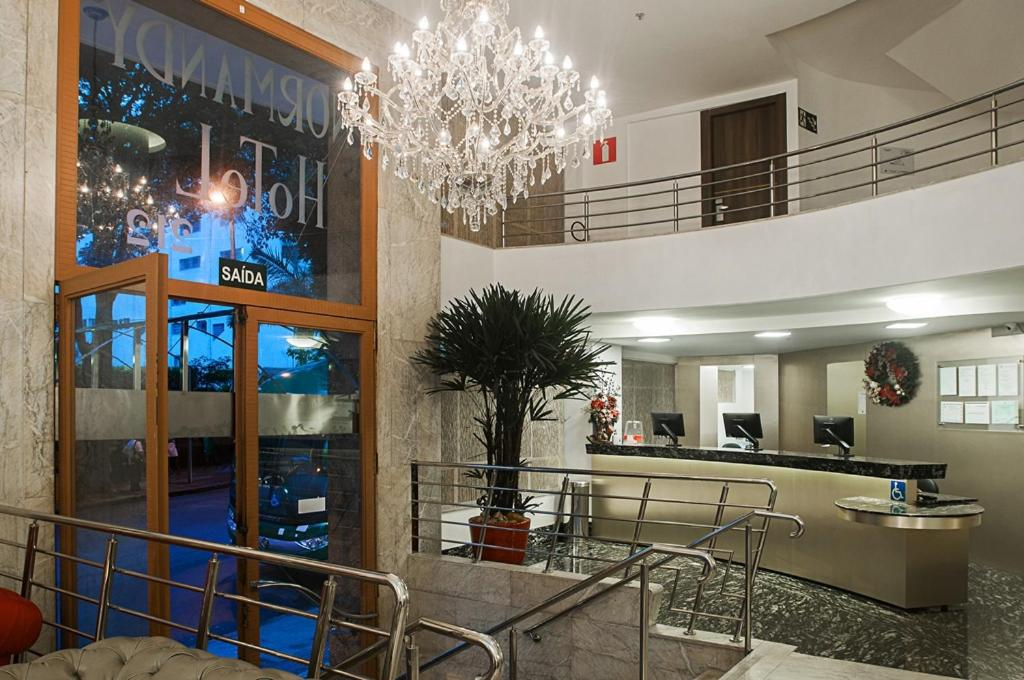 Normandy Hotel Belo Horizonte Brazil Booking Com