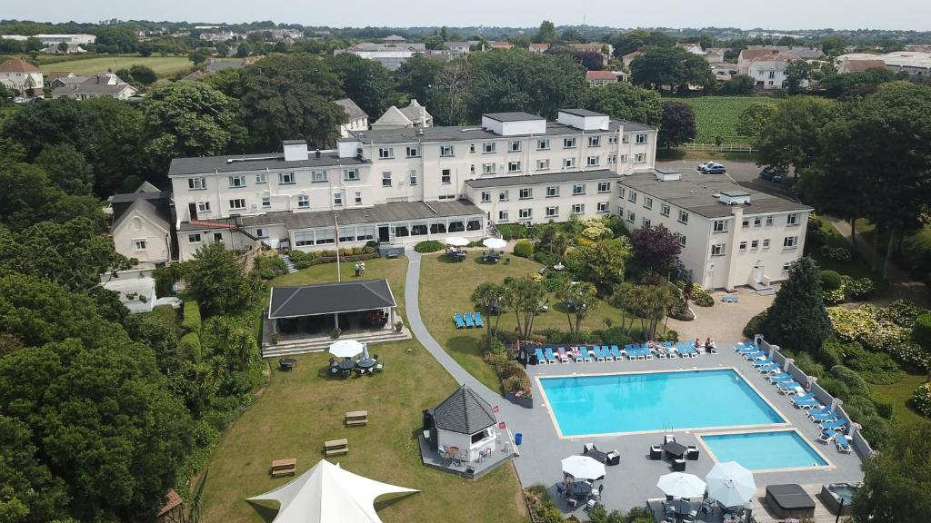 A bird's-eye view of Westhill Country Hotel
