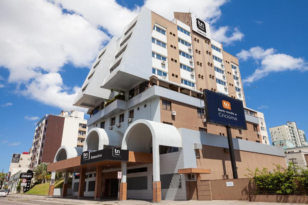 Tri Hotel Executive Criciúma, Criciúma – Preços atualizados 2021
