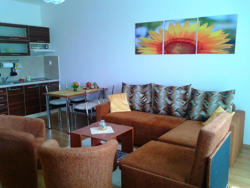 Restaurace v ubytování Apartmán Jaspis
