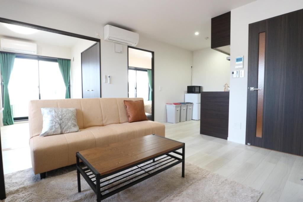 Vacation room Inaricho 9にあるシーティングエリア