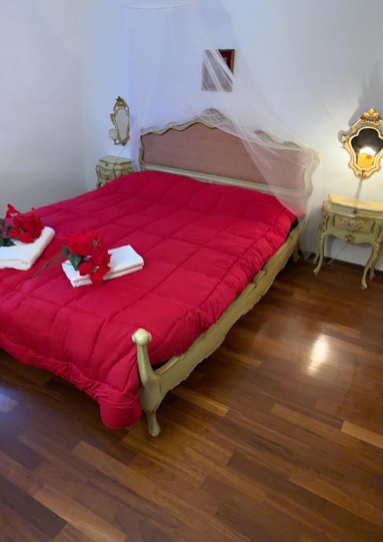 Cama ou camas em um quarto em Royal Apartment only for you