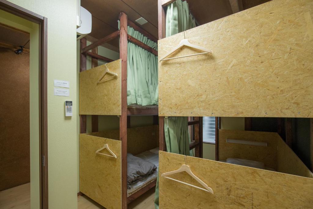 Woodonにある二段ベッド