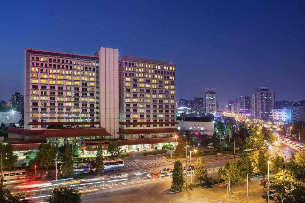 Beijing Royal Grand Hotel Peking Aktualisierte Preise Fur 2021