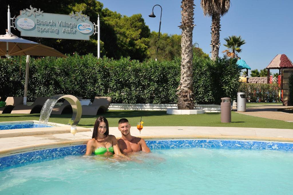 Hotel Astor Alba Adriatica, Italy