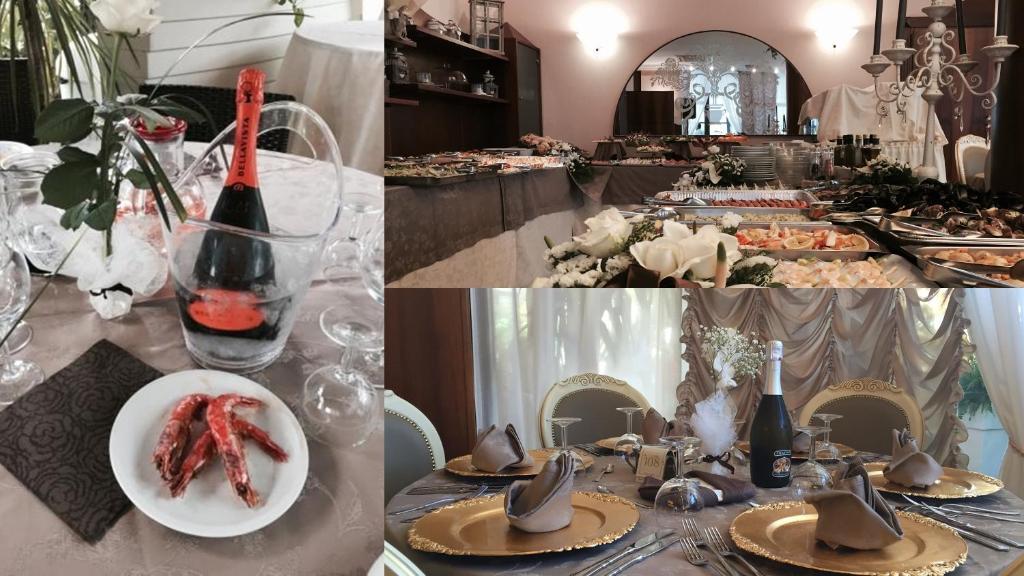 Ristorante o altro punto ristoro di Hotel Donatella Pinarella