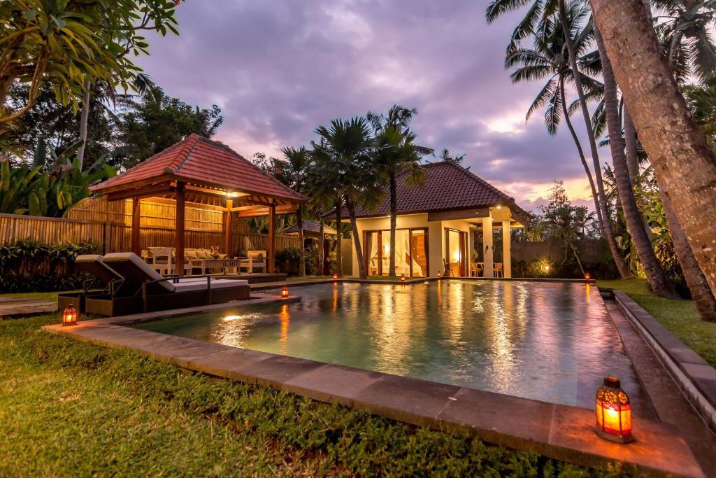 Tani Villa Ubud Indonesia Booking Com
