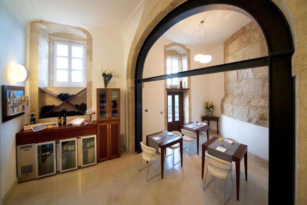 Royal Maniace Hotel Siracusa, Italy