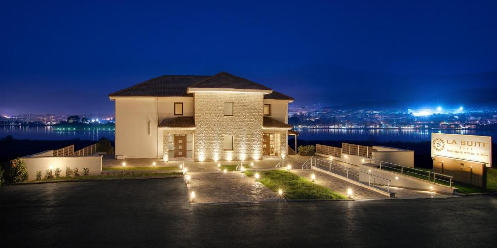 La Suite Boutique Hotel & Spa Ioannina, Greece