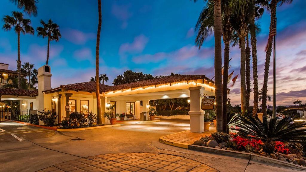 Hotel Hacienda Old Town S Diego San Diego Ca Booking Com