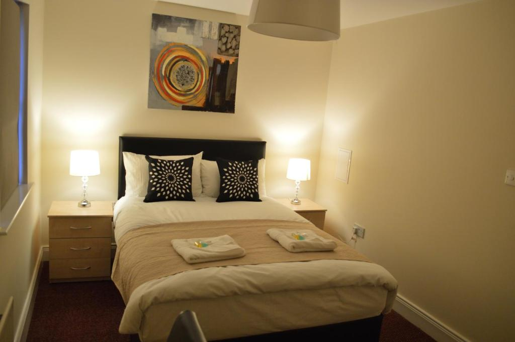 Euro Hostel Newcastle - Laterooms