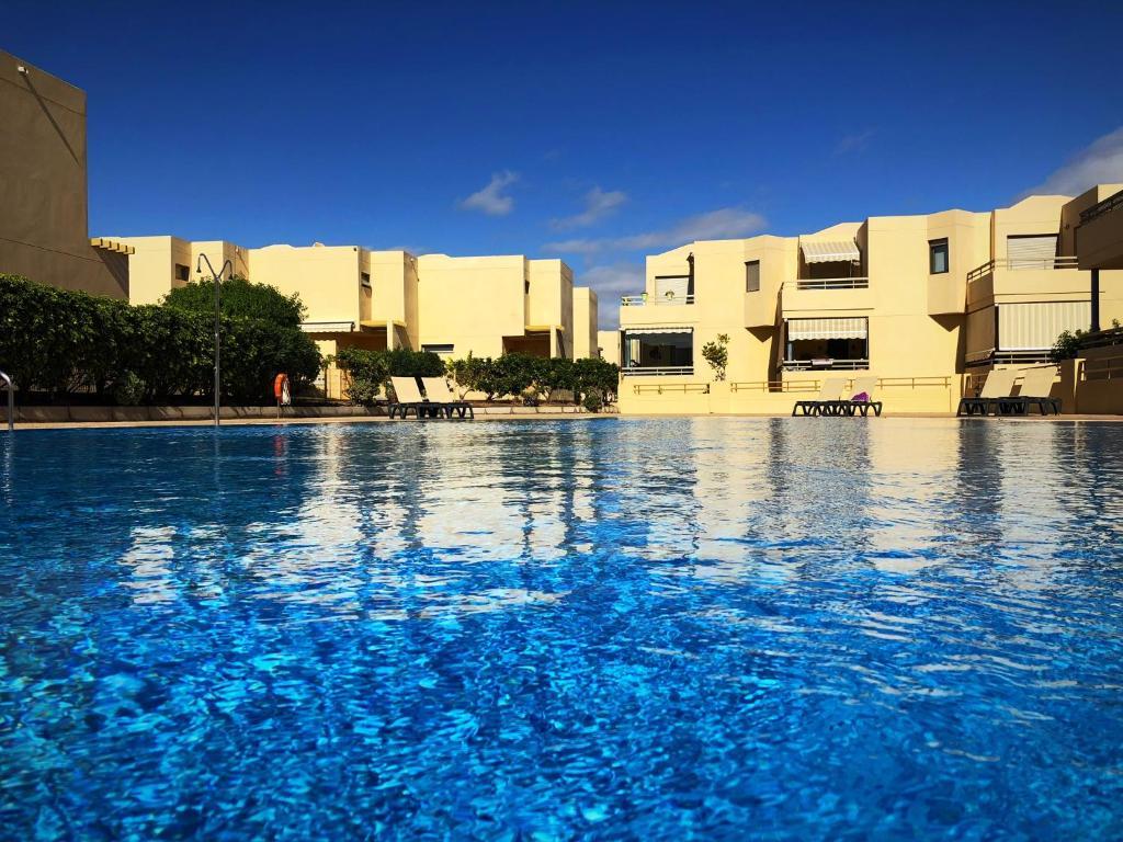 The swimming pool at or near Villa Ocean Beach