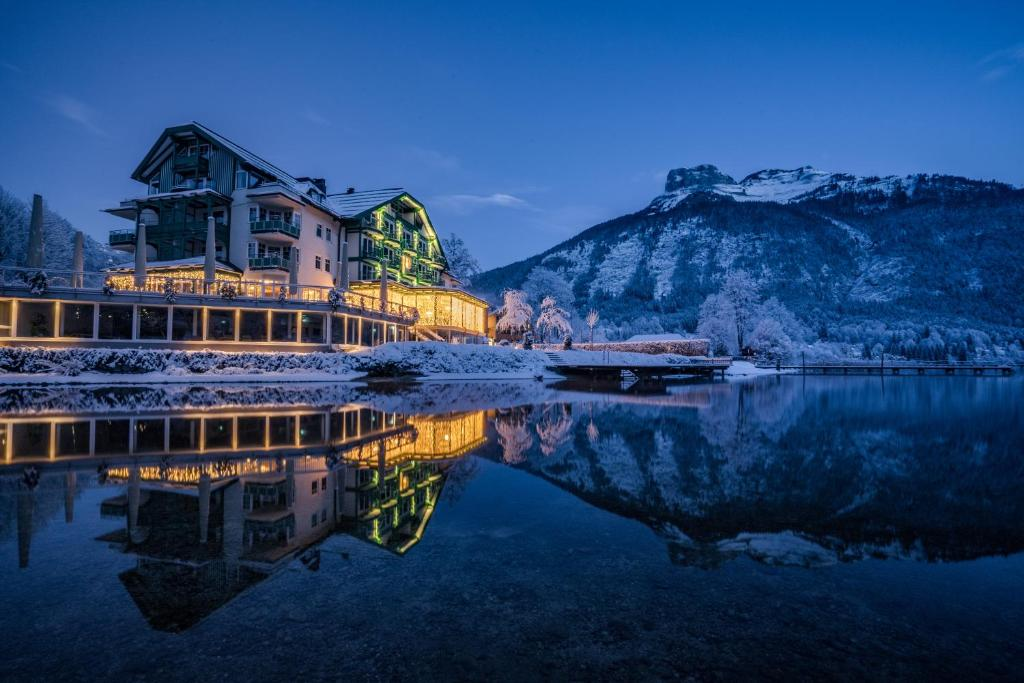 Romantik Hotel Seevilla Altaussee, Austria
