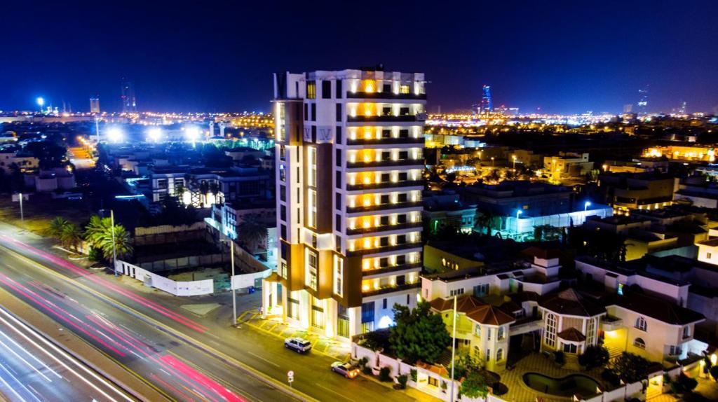 منظر فندق في بوتيك من الأعلى