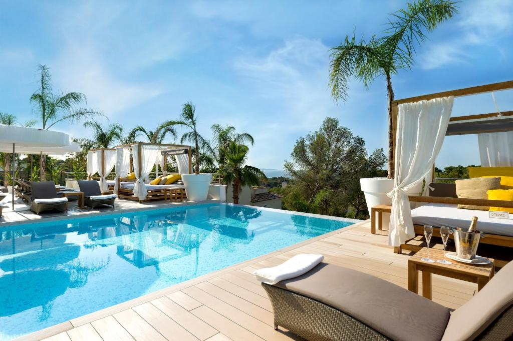 The swimming pool at or near Portals Hills Boutique Hotel
