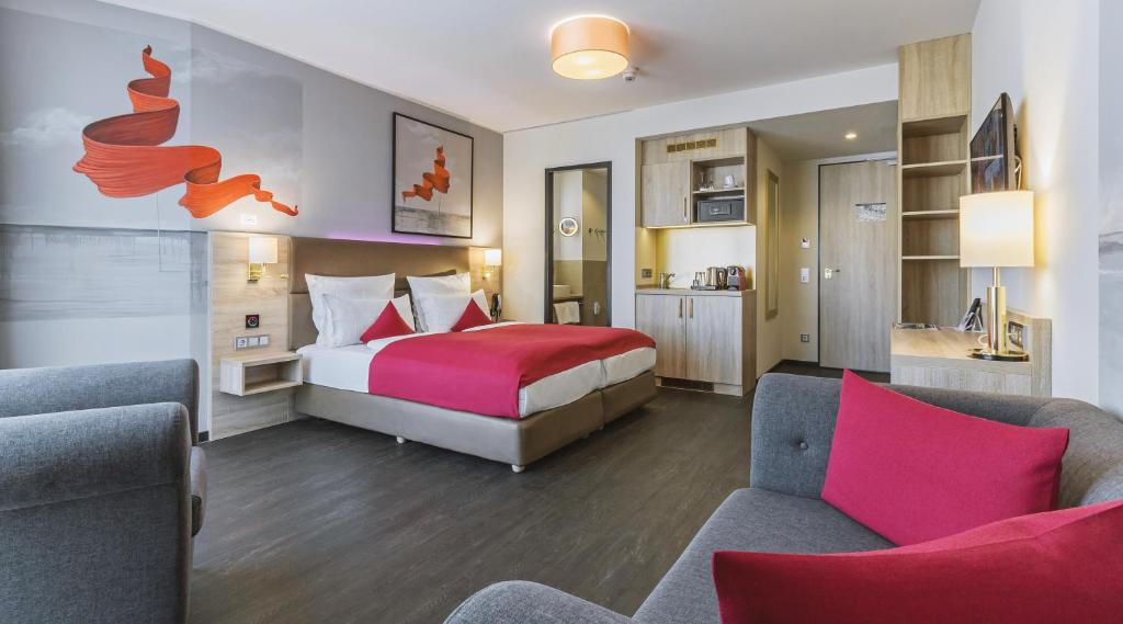 STAY! Hotel Boardinghouse - Laterooms
