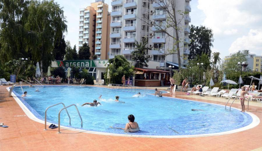 Hotel Arsenal Nesebar, Bulgaria