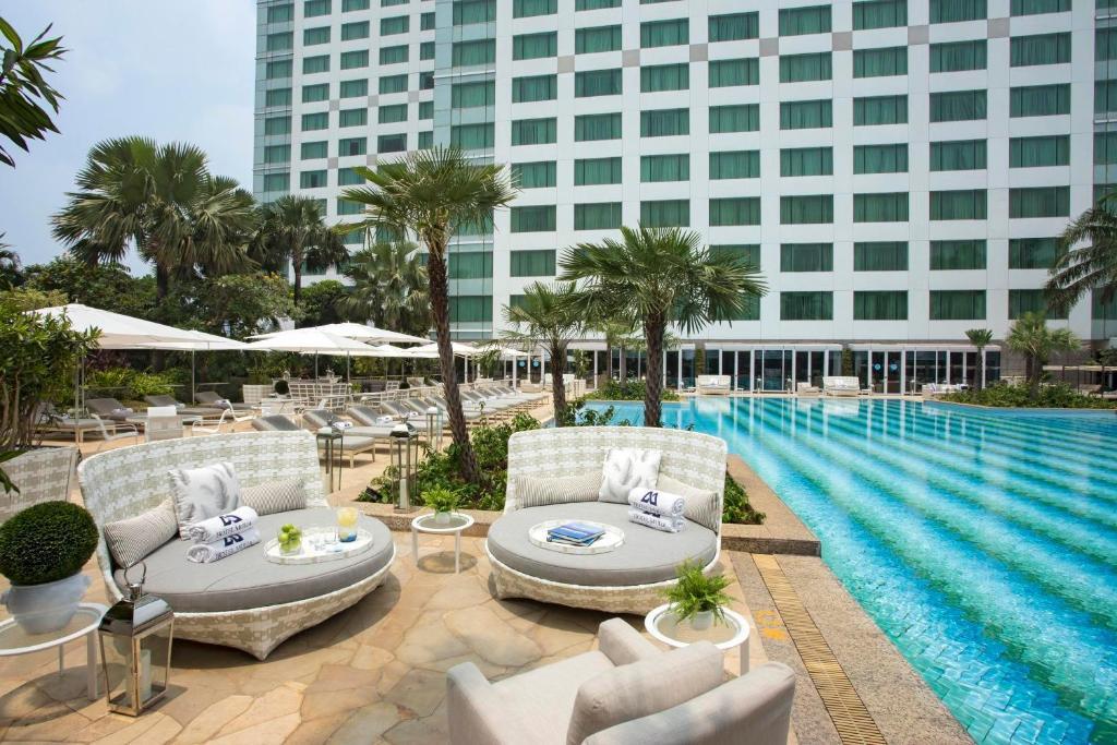 Hotel Mulia Senayan Jakarta Jakarta 8 8 10 Harga Terbaru 2021