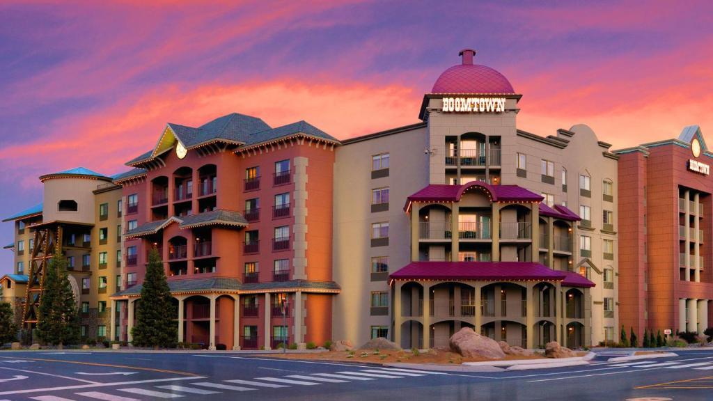 boomtown casino hotel la