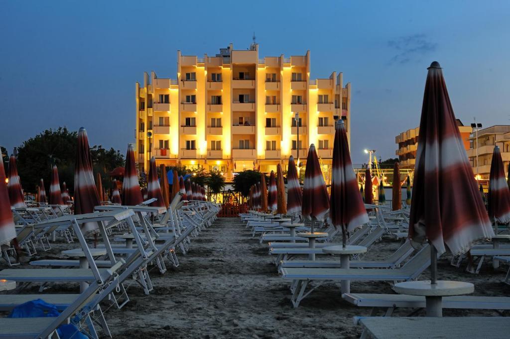 Hotel Life Rimini, Italy