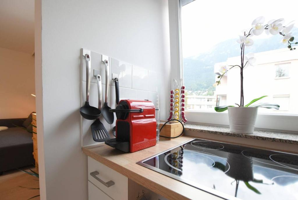 Ferienwohnung Geraumige Moderne 1 Zimmer Wohnung Osterreich Innsbruck Booking Com