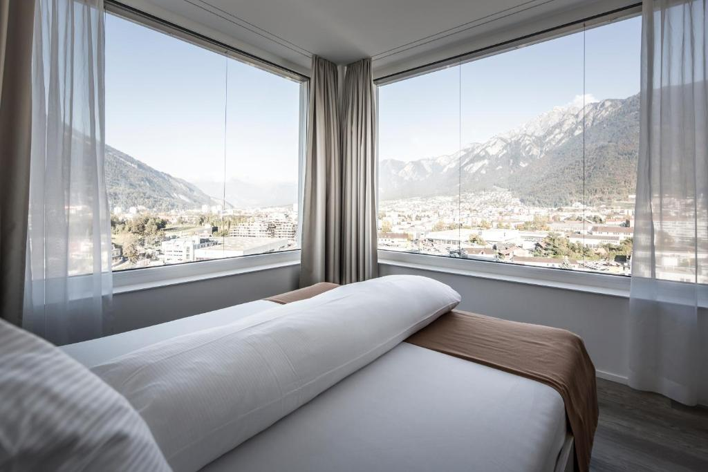 Mercure Chur City West Hotel, September 2020