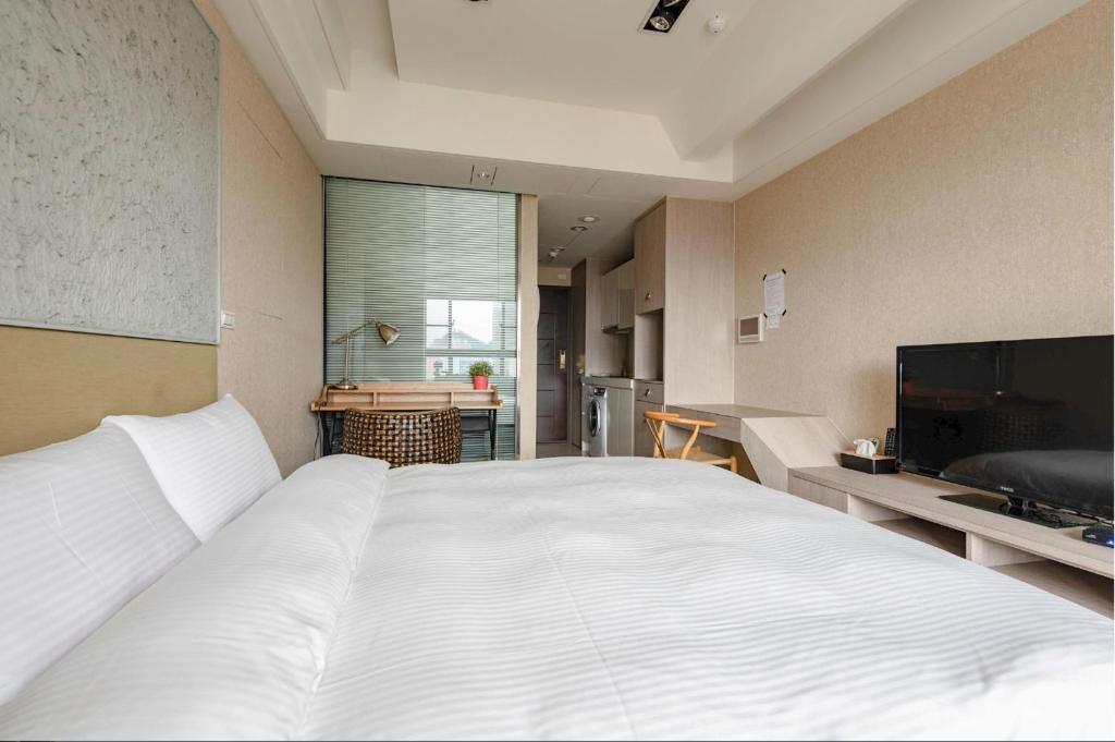 氧氣台北台大公館國際酒店式公寓 (台湾 台北市) - Booking.com