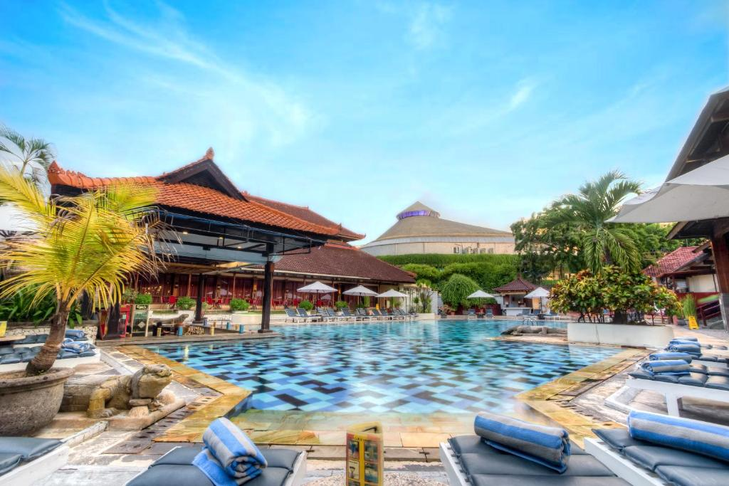Grand Istana Rama Hotel Kuta Indonesia Booking Com