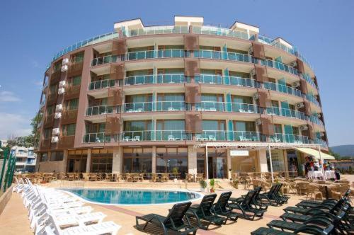 Briz Beach apartments - section B Sunny Beach, Bulgaria