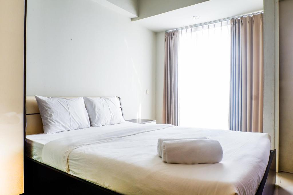 Studio Suite Room at The Square Apartment By Travelio