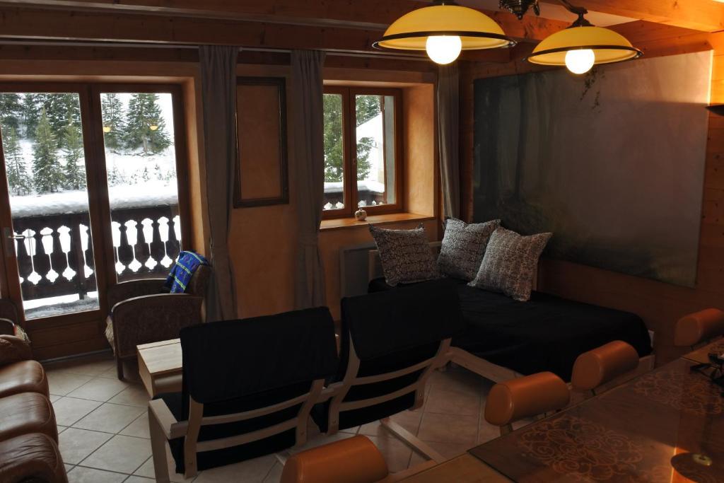 Chalet La Grange Chez Jeannot France Champagny En Vanoise Booking Com