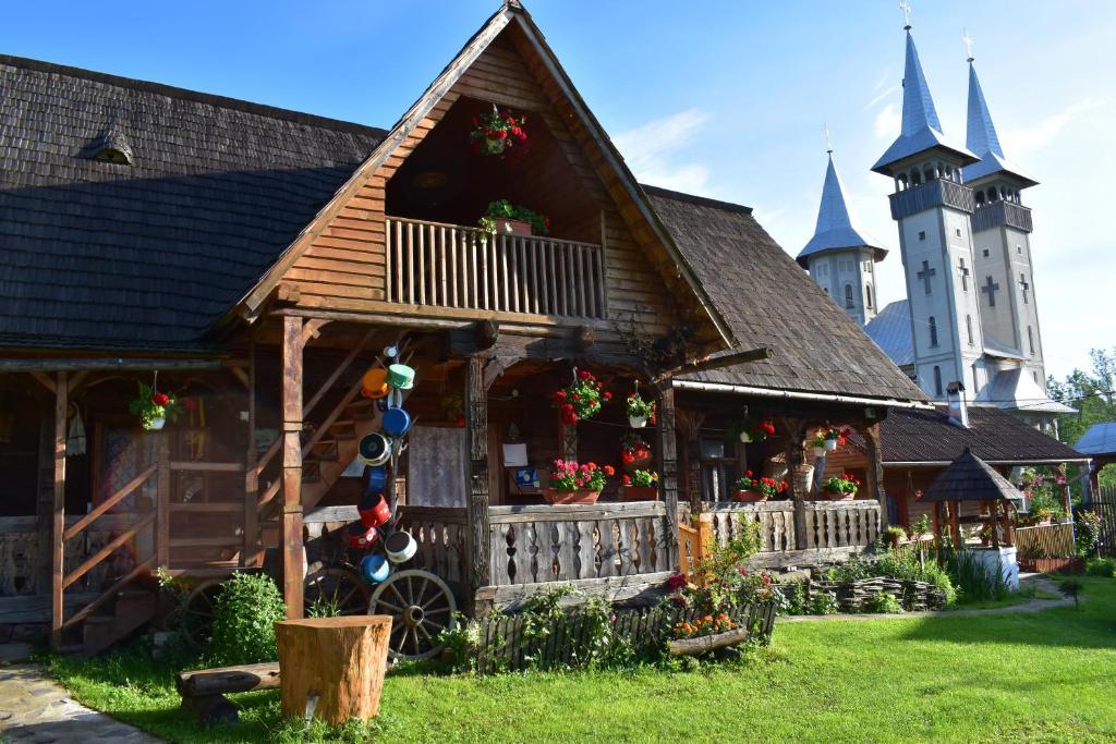 Здание фермерского дома
