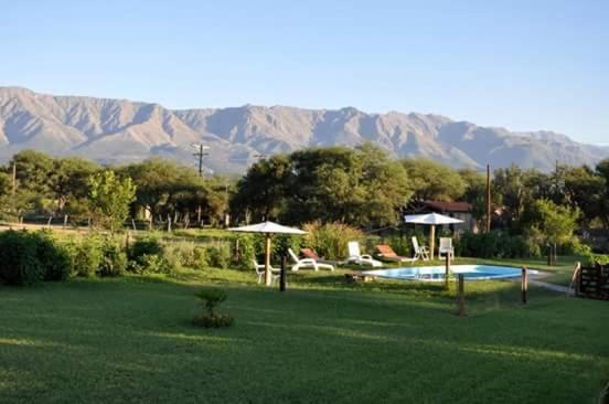 Valle del Molino Cabañas