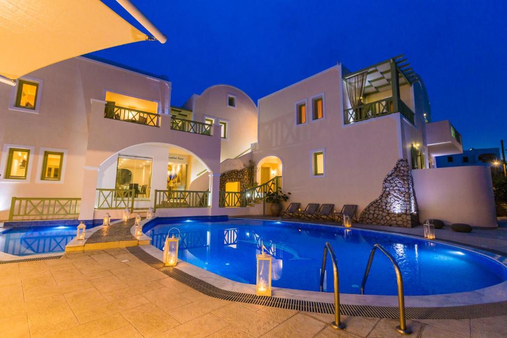 Anassa Deluxe Suites Kamari, Greece