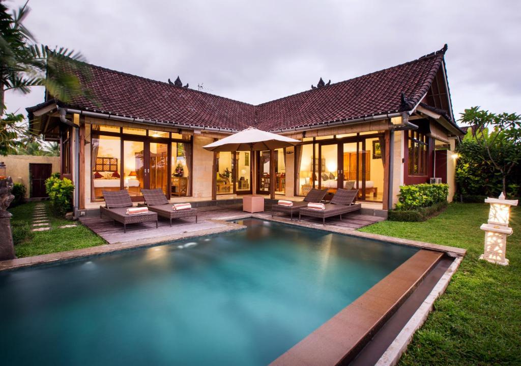 Villa Bali Green Ubud Indonesia Booking Com