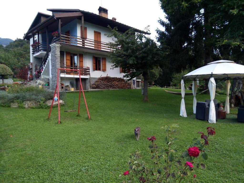 Villa Angela primo piano appartamento