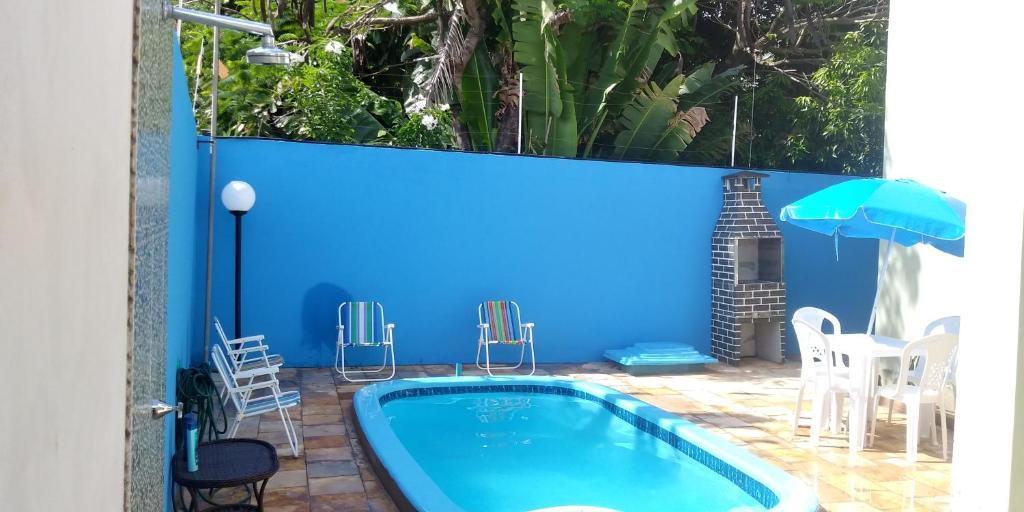 The swimming pool at or near Maragogi Praia dos Corais