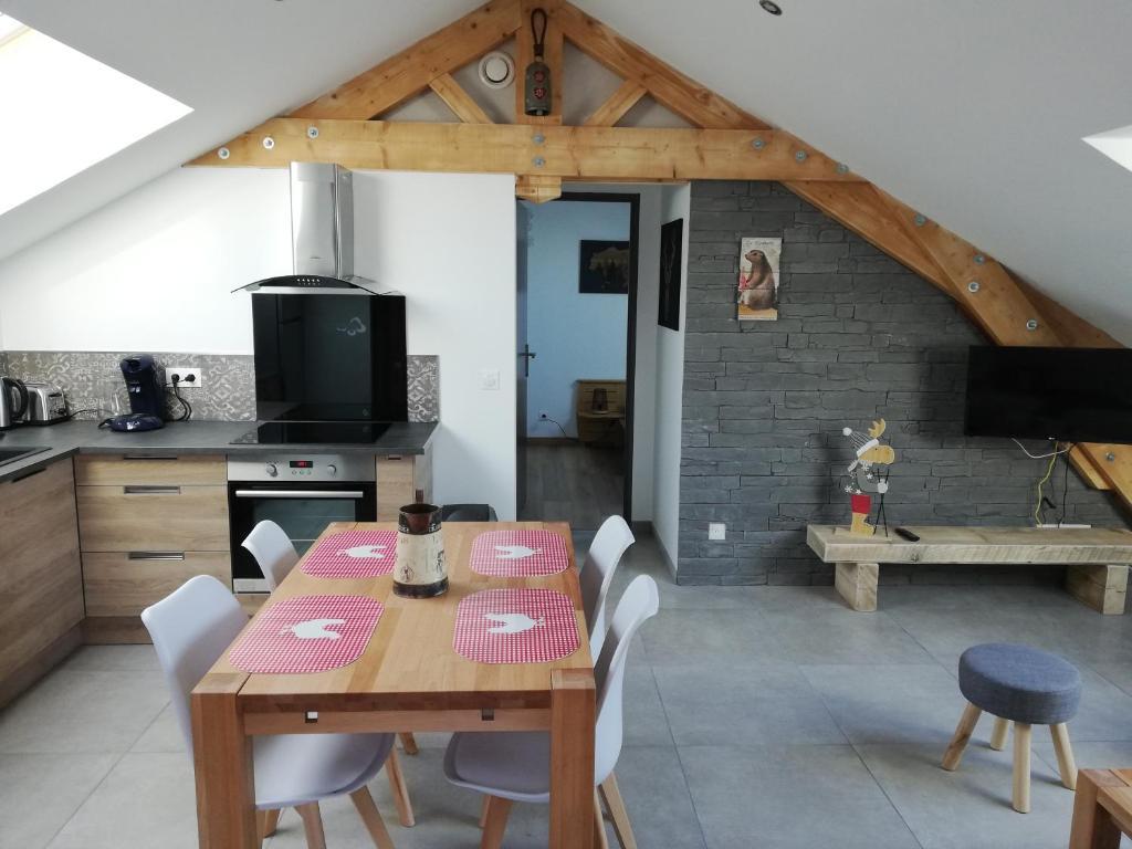 Appartement « Les Loubières » Champsaur