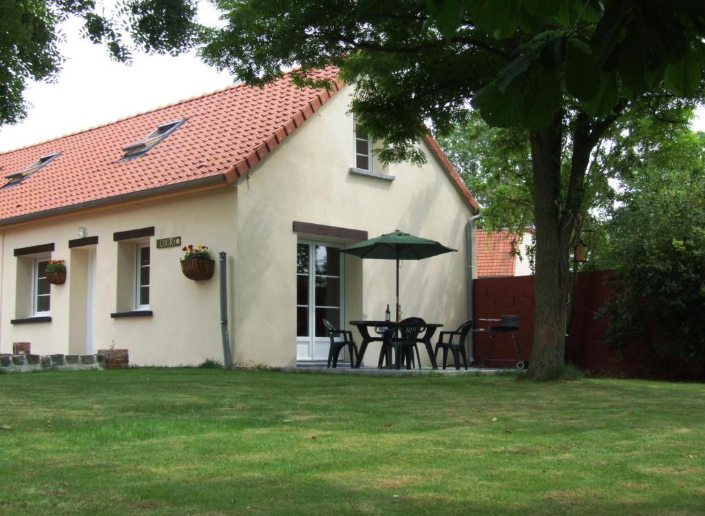 Coury House, Chavasse Farm