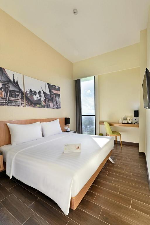 Whiz Prime Hotel Khatib Sulaiman Padang Padang Harga Terbaru 2021